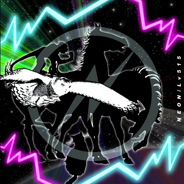 NEON 1st Album – Lv515 (CRZM016CD)